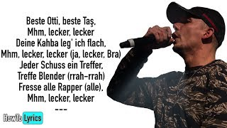Joker Bra   Lecker Lecker (Lyrics)