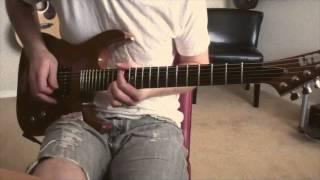 Chevelle - Revenge (guitar cover)