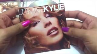 Kylie Minogue - Ultimate Kylie CD + Ultimate Kylie DVD UNBOXING