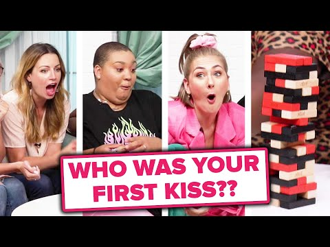 Best Friends Play Truth Or Dare Jenga