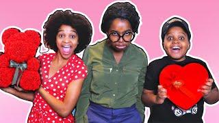 FUNNIEST VALENTINE'S DAY SKITS - Shiloh and Shasha - Onyx Kids