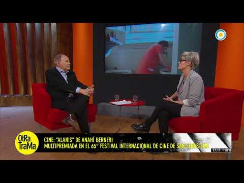 Otra Trama - Cine - Alanis  - Anahi Berneri