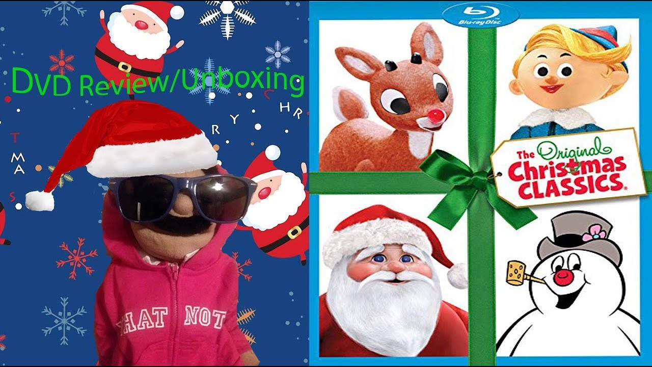 the Original Christmas Classics DVD Review/Unboxing (Puppet Review) Screenshot Download