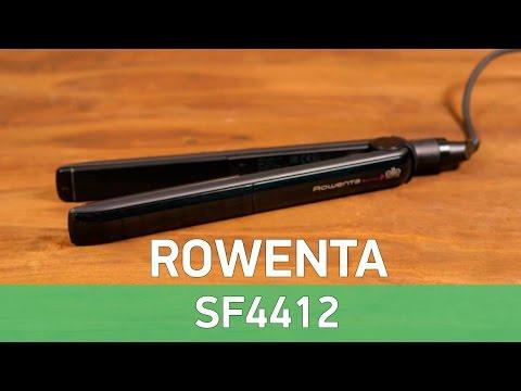 Фото - Выпрямитель волос Rowenta SF4412