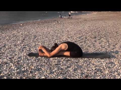 Хатха Йога. Средний Уровень Практики. 1-й день.