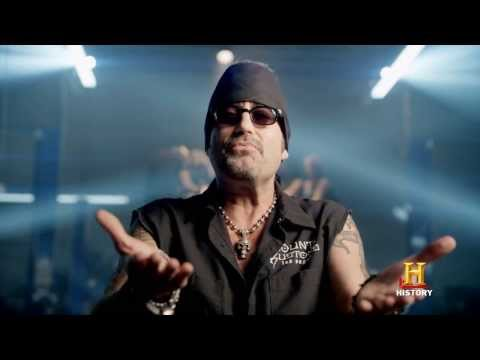 Video trailer för HISTORY's Hit Series COUNTING CARS New Season Promo Video