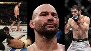 Нокауты UFC Сан-Паулу, поражение Артема Лобова, следующий бой Ислама Махачева