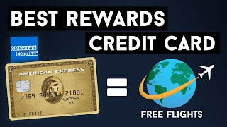 BEST REWARDS/AIR MILES CREDIT CARD in the UK! AMEX/American Express Preferred Rewards Gold REVIEW