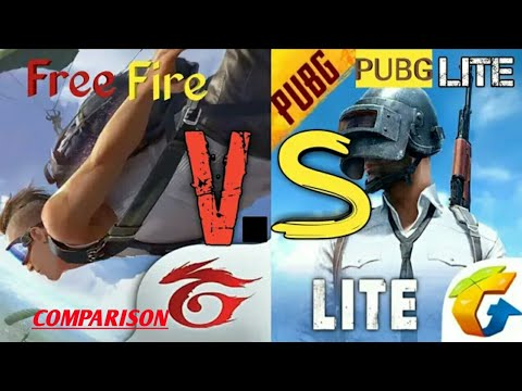 Pubg Lite Vs Freefire Which Is Better Mp3 Download