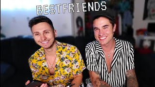 BEST FRIEND COMPATIBILITY TEST (ft Kian Lawley)