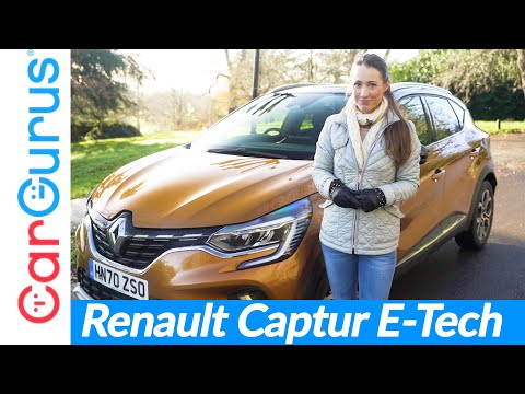 Renault Captur Hybrid E-Tech 2021 Review: Why plug-in hybrid isn't the top pick | CarGurus UK