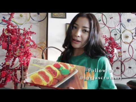 Video Nikita Willy suka Jogja Scrummy Chocolate milik Dude Harlino