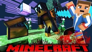 Minecraft - Donut The Dog Adventures -RUNNING FOR OUR LIVES!!!!