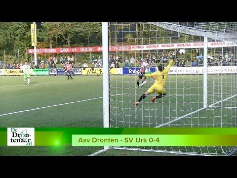VIDEO | Derde dikke nederlaag op rij voor Asv Dronten: 0-4 tegen SV Urk