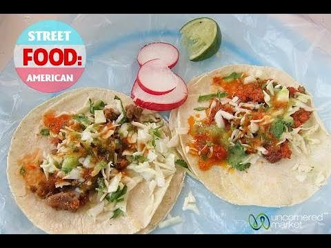 [American Street Food] Street Food Around The World: Mexico | National Geographic Adventure