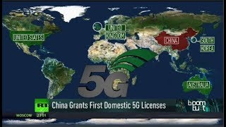 China Rushes 5G in Russia & A-pork-alypse on the Horizon?