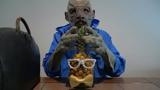 The Relaxation of Ethan Pineapple [ ASMR ]