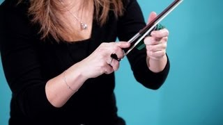 How to Prepare a Bow | Violin Lessons