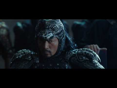 The Great Wall (Clip 'Nameless Order Consider Fate')