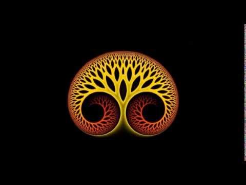 Альфа-медитация (чистый бинауральный ритм)