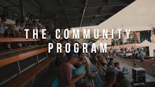 The Community Program