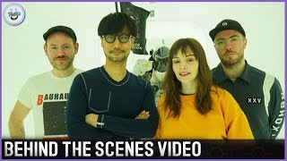 Death Stranding Making of TIMEFALL |  DIGITAL DELUXE EDITION