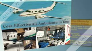 Avail 365 Days of the Medilift Air Ambulance Services in Ranchi