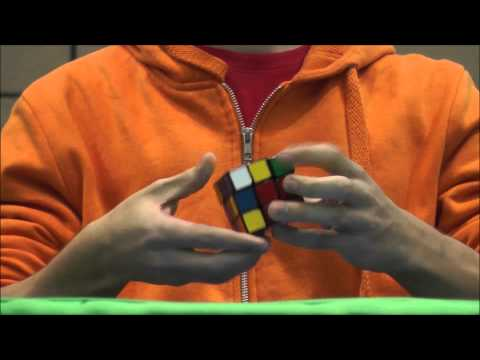 Meet The Amazing Aussie Kid Who Won The Rubik's Cube World Championships