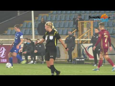 Wigry Suwałki - Chojniczanka 0:0. Szkoda straconych punktów, ale znowu mamy lidera