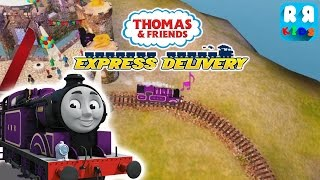 Thomas & Friends: Express Delivery - Play with Ryan the Purple Engine