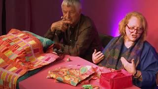 Kaffe Fassett & Liza Prior Lucy - Plateau Tv - Pour L'amour Du Fil 2017