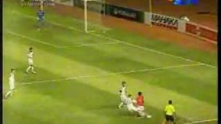 Andik Vermansyah and David Beckham (IDN Selection vs LA Galaxy)