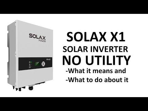 SolaX Solar Inverter - SolaX Solar Inverter Latest Price