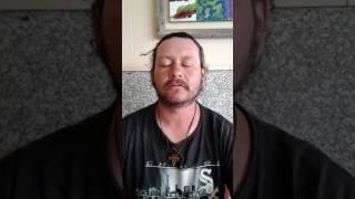 April 21, 2017. Testimony of a drunkard. The demon alcohol destroys all.
