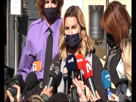Ολοκληρώθηκε η κατάθεση στον εισαγγελέα της Σοφίας Μπεκατώρου