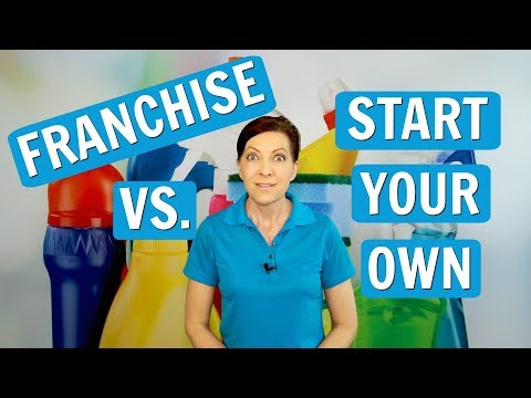 , title : 'Owning a Franchise - Pros and Cons for House Cleaners