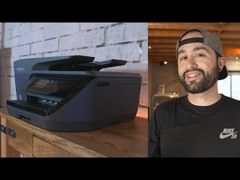 Epic Office Tech! (HP OfficeJet Pro 6978)
