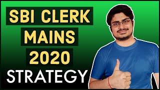 How to prepare for SBI Clerk Mains 2020? [SBI Junior Associate Preparation Strategy 2020]
