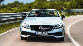 YouTube Video eeJNd2PS1lY for Product Mercedes-Benz E-Class Coupe C238 & Cabriolet A238 (2020 Facelift) by Company Mercedes-Benz in Industry Cars
