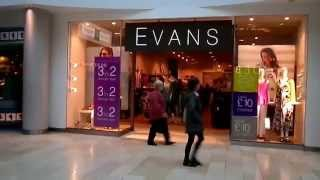 preview picture of video 'Highcross Shopping Centre Leicester Video'