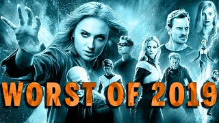 Worst Films of 2019 and CATS Made Our Eyes Bleed - Movie Podcast