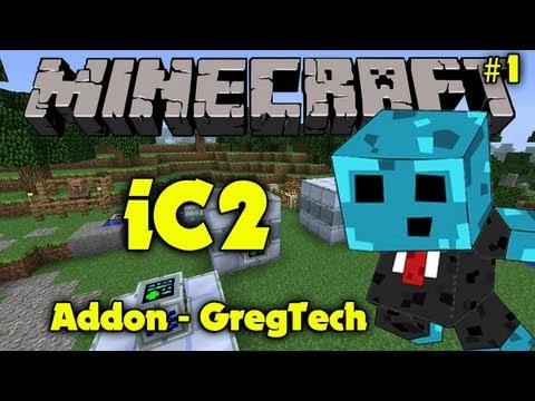MINECRAFT - IC2 Addon - GregTech ! #1
