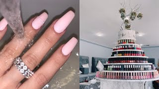 I went to the most hyped LA celebrity nail salon...this is what happened