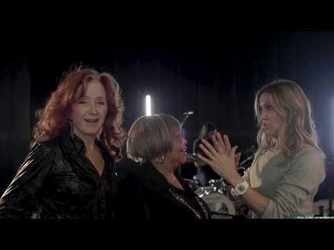 Sheryl Crow - Live Wire (feat. Bonnie Raitt, Mavis Staples) - Rehearsal Footage