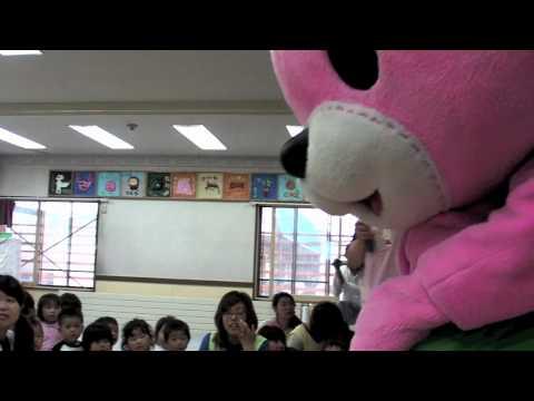 100624_コアックマキャラバン_厚成会 第二保育所