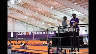 Clemson Track & Field || DJ Sha