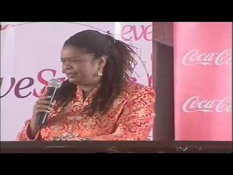 Thriving in a male dominated world - Justice Njoki Ndungu
