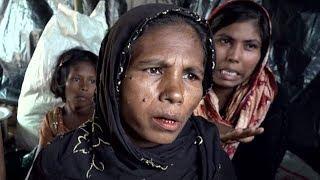 Inside a Rohingya refugee camp: