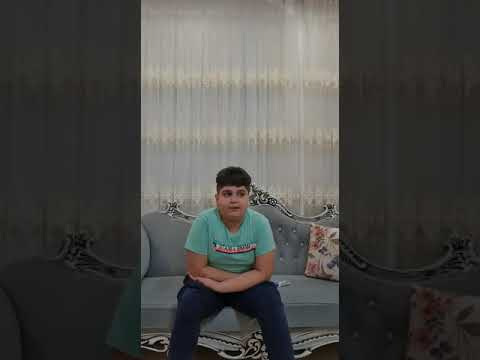 A young Iranian boy shares his thoughts and experience of Covid-19