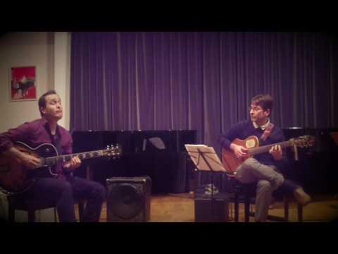 JONATHAN KREISBERG meets NELSON VERAS  --- GOODBYE PORKPIE HAT online metal music video by JONATHAN KREISBERG